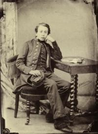 Portrait de Tristan CORBIERE