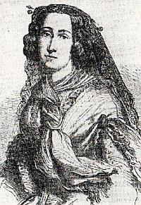 Portrait de Marceline DESBORDES-VALMORE