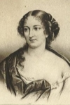 Portait de Antoinette DESHOULIÈRES