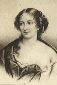 Portrait de Antoinette DESHOULIÈRES