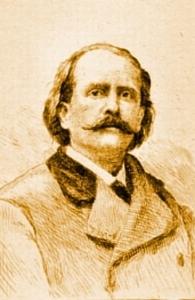 Portrait de Léon DIERX