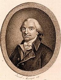 Portrait de Jean-Pierre Claris de FLORIAN