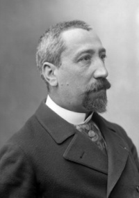 Portrait de Anatole FRANCE