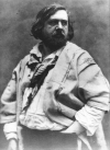 Portait de Thophile GAUTIER