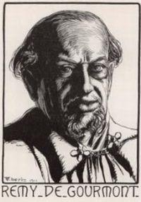 Portrait de Remy de GOURMONT