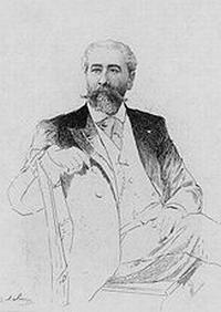Portrait de José-Maria de HEREDIA
