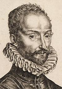 Portrait de Etienne JODELLE