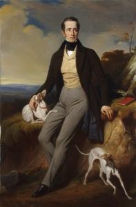 Portrait de Alphonse de LAMARTINE