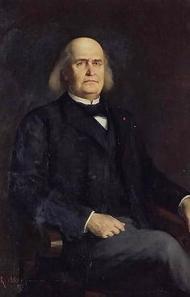 Portrait de Charles-Marie LECONTE DE LISLE