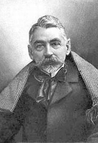 Portrait de Stéphane MALLARME