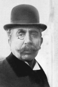 Portrait de Jean MORÉAS