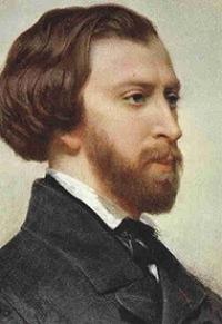 Portrait de Alfred de MUSSET