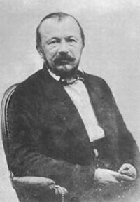 Portrait de Gérard de NERVAL