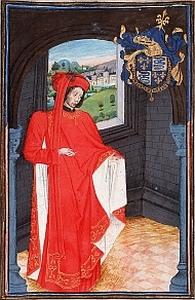 Portrait de Charles d'ORLEANS