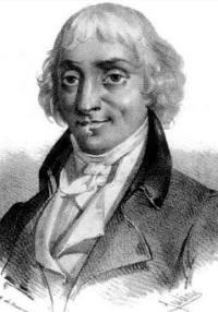 Portrait de Evariste de PARNY
