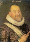 Portait de Thodore Agrippa d'AUBIGN