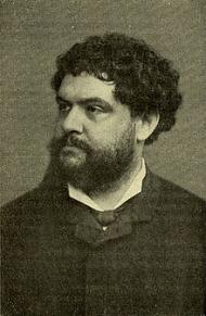 Portrait de Jean RICHEPIN
