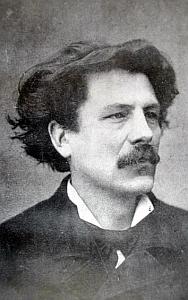 Portrait de Maurice ROLLINAT