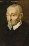 Portait de Pierre de RONSARD