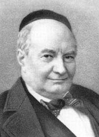 Portrait de Charles-Augustin SAINTE-BEUVE
