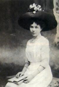 Portrait de Cécile SAUVAGE