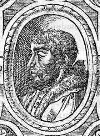 Portrait de Maurice SCÈVE
