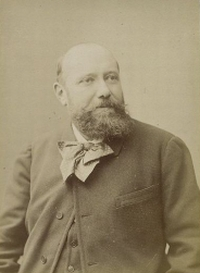 Portrait de Armand SILVESTRE