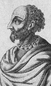 Portrait de Jean-Antoine de BAÏF