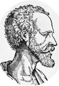Portrait de Pontus de TYARD