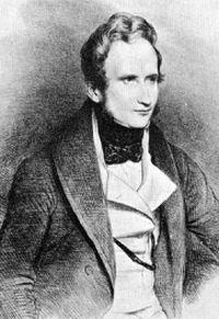 Portrait de Alfred de VIGNY