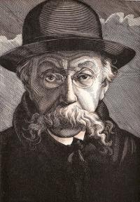 Portrait de Émile VERHAEREN