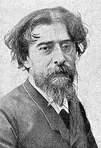 Portrait de Alphonse DAUDET