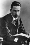 Portait de Rainer Maria RILKE