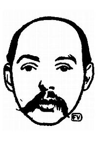 Portrait de Francis VIELÉ-GRIFFIN