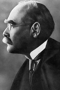 Portrait de Rudyard KIPLING