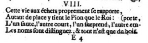 Quatrain Pierre Mathhieu