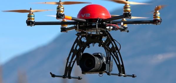 Drone de bonhomme