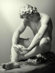 """""""Le Désespoir"""" de Jean Joseph PERRAUD - Musée d'Orsay"""