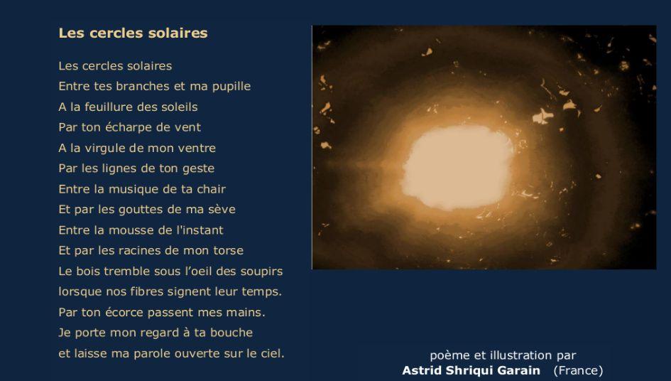 Les cercles solaires